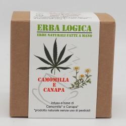 INFUSO CANAPA E CAMOMILLA