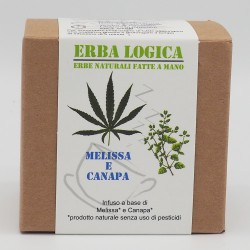 INFUSO CANAPA E MELISSA