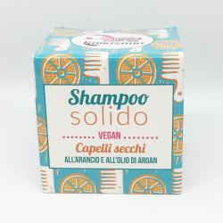 Shampoo solido per capelli...