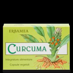 Curcuma compresse