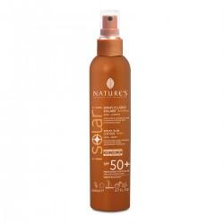 SPF 50+ Spray Fluido Solare...