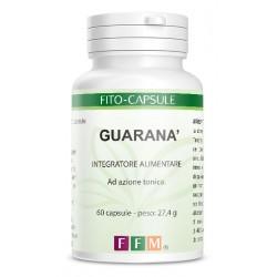 Guaranà - 60 capsule