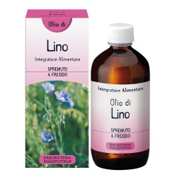 Olio di Lino - integratore...