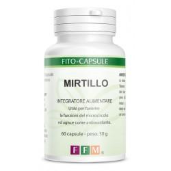 Mirtillo - 60 capsule
